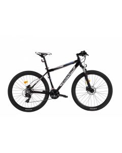 "Bicicleta MTB Venture 2721 490mm Negru 27"""