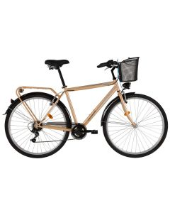 Bicicleta DHS CITADINNE 2831 (2017), Bej, 460 mm (M)