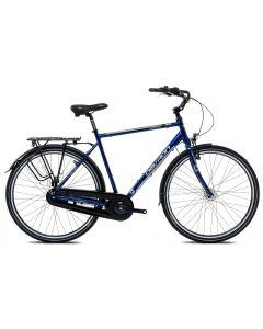 "Bicicleta Oras Devron Urbio C2.8 L 540mm Deep Blue 28"""