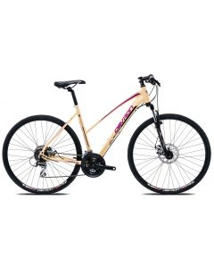 Bicicleta Oras Devron Cross LK2.8 L 520mm Pancake Dream 28""