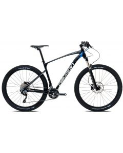 "Bicicleta MTB Devron Riddle Men R6.7 530mm Pure Black 27.5"""