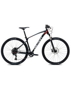 "Bicicleta MTB Devron Riddle Men R7.9 457mm Vicious Black 29"""