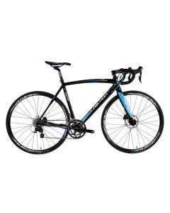 Bicicleta Sosea Devron URBIO R6.8 2017 Negru 580 mm