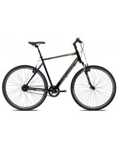 """Bicicleta Oras Devron Urbio U2.8 M 533mm Fiere Black 28"""""""