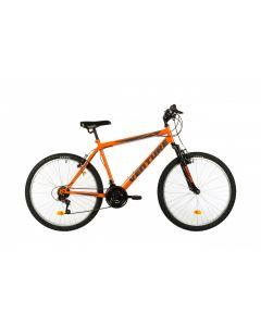 "Bicicleta MTB Venture 2601 500mm Portocaliu 26"""