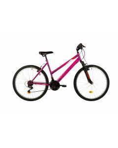 """Bicicleta MTB Venture 2602 500mm Roz 26"""""""