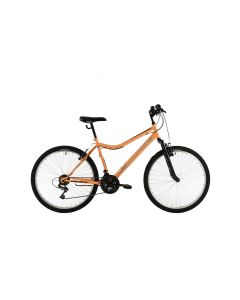 """Bicicleta Dama Kreativ 2604 457mm Portocaliu 26"""""""