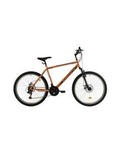 "Bicicleta MTB Kreativ 2605 500mm Portocaliu 26"""