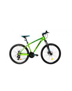 """Bicicleta MTB DHS Teranna 2625 420mm Verde 26"""""""