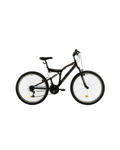 "Bicicleta MTB Kreativ 2641 457mm Negru 26"""