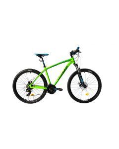 """Bicicleta MTB DHS Teranna 2725 420mm Verde 26"""""""