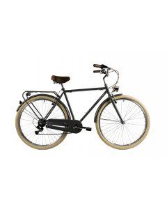 "Bicicleta Oras DHS Citadinne 2833 XL 530mm Gri 28"""