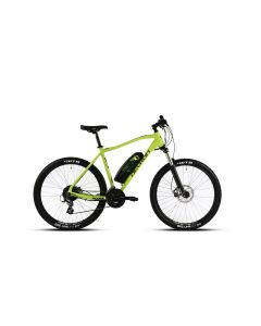 "Bicicleta Electrica Devron RM17 520mm Verde Neon 27.5"""