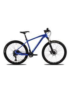 "Bicicleta MTB Devron Vulcan 2.7 400mm Albastru 27.5"""