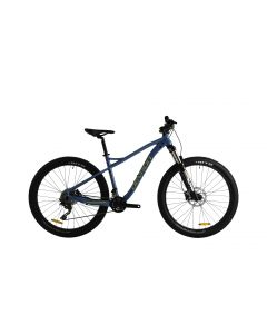 "Bicicleta MTB Devron Zerga 1.7 400mm Verde 27.5"" plus"