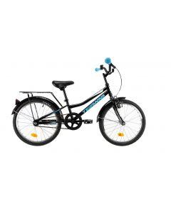 "Bicicleta Copii DHS Teranna 2001 Negru 20"""