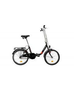 "Bicicleta Pliabila DHS 2092 Negru 20"""
