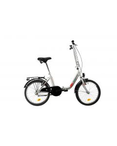 "Bicicleta Pliabila DHS 2092 Gri 20"""