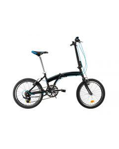 "Bicicleta Pliabila DHS 2095 Negru 20"""