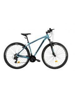 """Bicicleta MTB DHS Teranna 2723 420mm Albastru Deschis 27.5"""""""