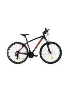 """Bicicleta MTB DHS Teranna 2723 457mm Negru 27.5"""""""