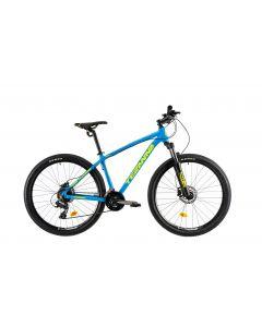 """Bicicleta MTB DHS Teranna 2727 420mm Albastru 27.5"""""""