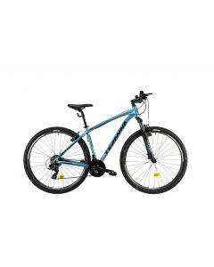 """Bicicleta MTB DHS Teranna 2923 457mm Albastru Deschis 29"""""""