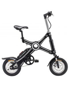 "Bicicleta Electrica Pliabila Devron Folding X3 Negru 20"""
