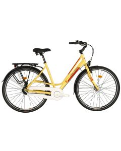 Bicicleta Dama DEVRON URBIO LC1.8 2016 Antique Brass 520 mm