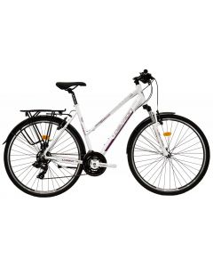 Bicicleta Dama DEVRON URBIO LT1.8 2016 Ivory White 495 mm