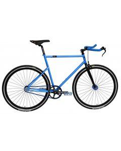 Bicicleta Oras DEVRON URBIO FX0.8 2016 Laguna Blue 560 mm