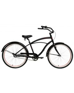 Bicicleta Oras DEVRON URBIO U2.6 2016 Black Passion 470 mm