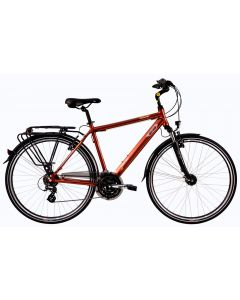 Bicicleta Sosea DHS Travel 2857 520mm Maro 28""