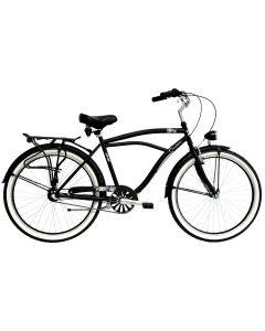 Bicicleta Oras DHS CRUISER 2697 2017 Negru 483 mm