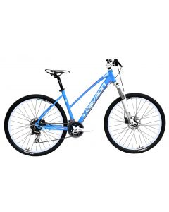 Bicicleta Dama DEVRON RIDDLE LADY LH1.7 2016 Laguna Blue 495 mm