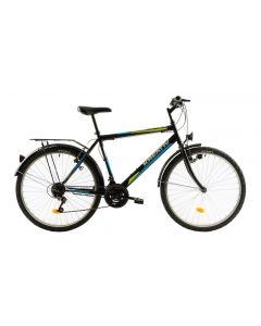 Bicicleta oras KREATIV 2613 2018 Negru 500 mm