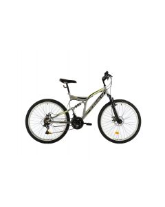 Bicicleta MTB Kreativ 2643 2018 Gri 457 mm