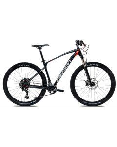 Biciccleta mtb DEVRON RIDDLE MEN R7.7 Vicious Black 495mm