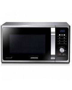 Samsung Cuptor cu microunde MG23F301TAS, 23 l, 800 W, Grill, Digital, Silver
