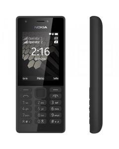 Telefon mobil Nokia 216, Dual SIM,  Black