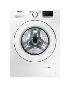 Masina de spalat rufe Samsung Eco Bubble WW60J4060LW1, 6 kg, 1000 rpm, A+++, Alb