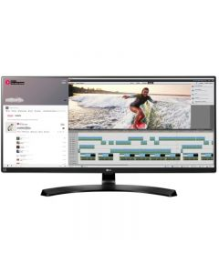 Monitor LED LG Gaming 34UM88C-P 34 inch 5ms black FreeSync
