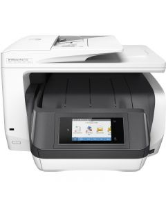 Multifunctional HP Officejet Pro 8730 e-All-in-One, Inkjet, Color, Format A4, Fax, Retea, Wi-Fi, Duplex