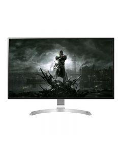 Monitor LED LG Gaming 32UD99-W 31.5 inch 4K 5ms White USB C FreeSync