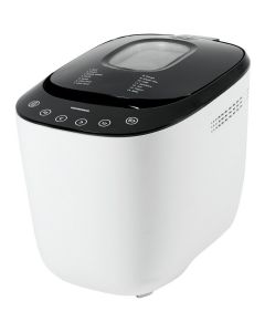 Masina de paine Heinner HBM-900WHBK, 550W, Capacitate 750-900G, Touch Control, Timer