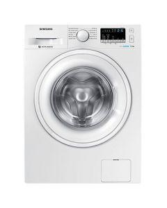 Masina de spalat rufe Samsung WW70K42106W/LE, 7 kg, Clasa A+++, 1200 RPM, Eco Bubble, Digital Inverter, Swirl Drum, 60 cm, Alb