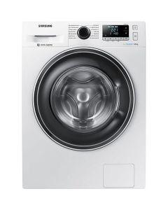 Masina de spalat Samsung WW90J5446EW/LE, 9 kg, Clasa A+++, 1400 RPM, Eco Bubble, Digital Inverter, Diamond Drum, 60 cm, Alb