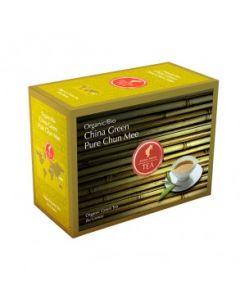 Julius Meinl China Green Pure Chun Mee ceai organic (20 plicuri x 4gr)