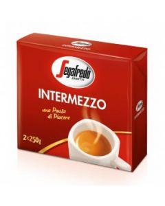 Segafredo Intermezzo macinata  pachet 2 x 250 gr