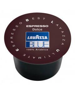 Capsule cafea Lavazza Blue Dolce, 100 capsule